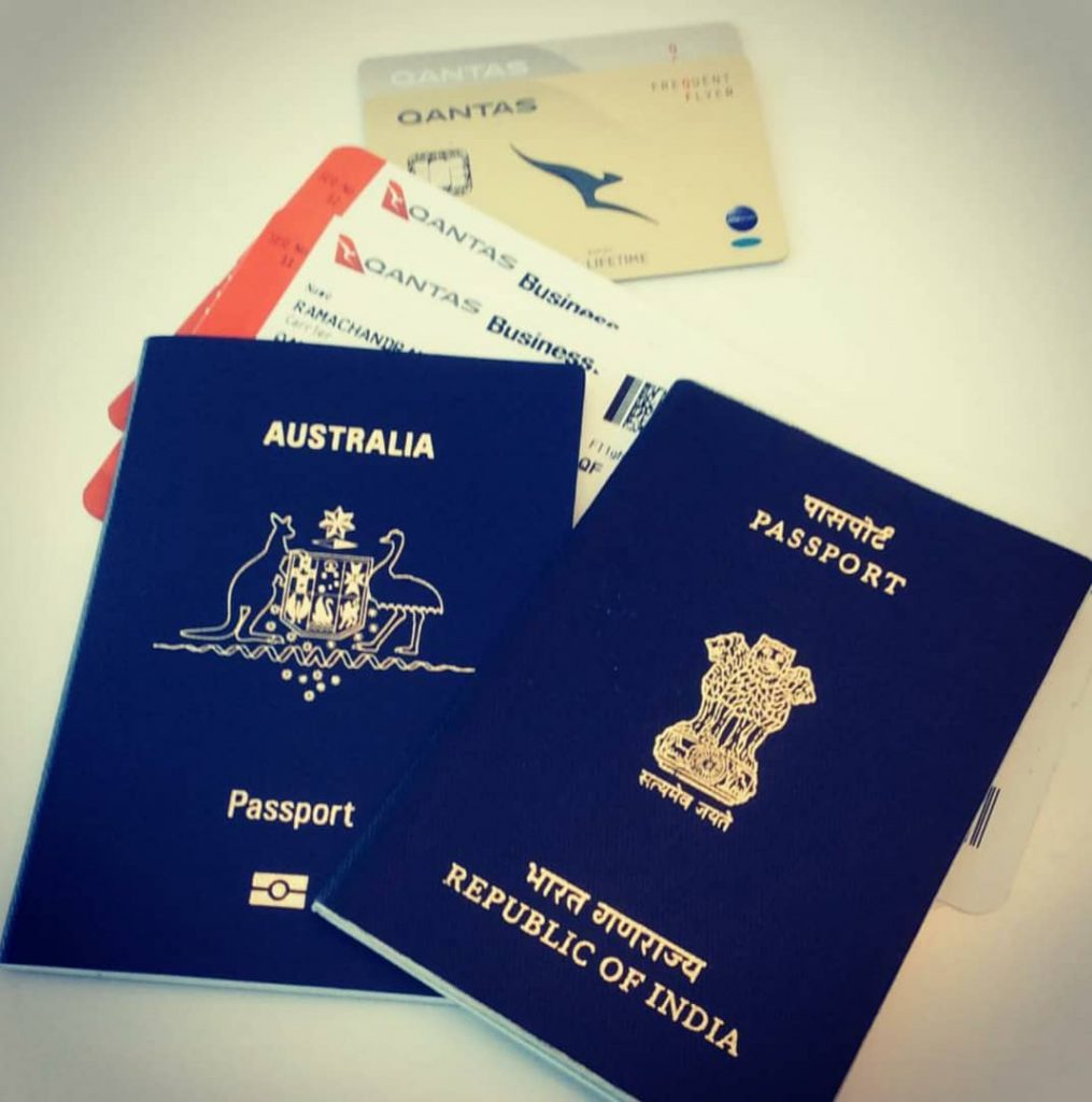 buy Australian and Indian passport online