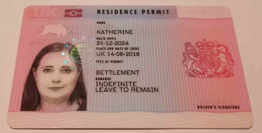 buy country residence permit online